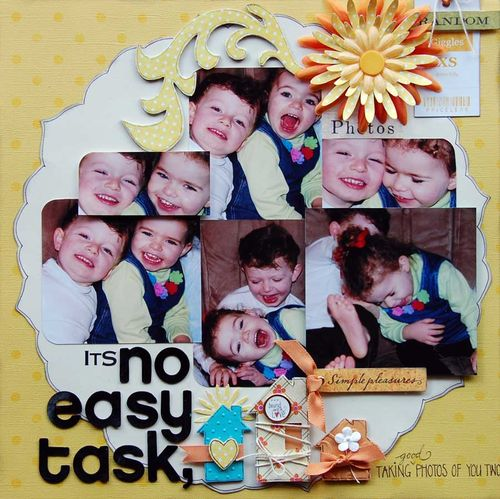 No-easy-task